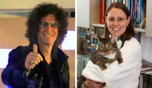 Howard Stern & Dr. Ann Hohenhaus