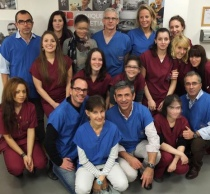 Clea's veterinary team