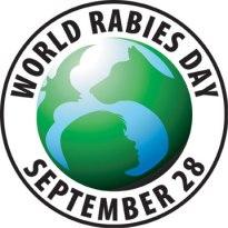 World Rabies Day logo